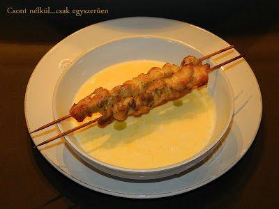 Csont nélkül...csak egyszerűen: Thai kókuszos, citromfüves leves