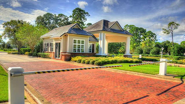 Gated communities offer more controlled access, privacy and security than a non-gated community. But there are some potential pitfalls.