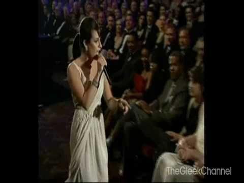 Don't Rain On My Parade, Lea Michelle Tony Awards 2010