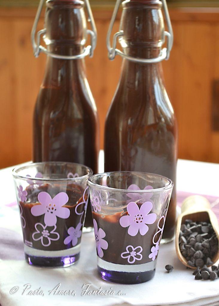 Liquore al Cacao Amaro, liquori