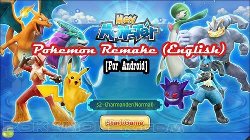 http://www.pokemoner.com/2016/10/hey-monster-pokemon-remake.html Hey Monster (Pokemon Remake)  Name:  Hey Monster (Pokemon Remake)  Platform(s):  Android  Created by:  Fun Code Play  Description:  Lovable monsters are out there! Walk into the meadow and catch 'em all! You arrive in the fantasy 3D monster world and the mission is to assemble a team of monsters and start the adventure. Take the battles and compete the tasks of monster league or beat other trainers in real-time fight! Are you…