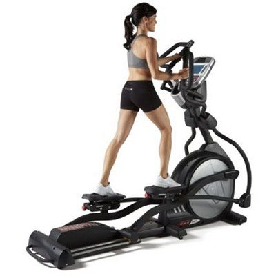 I think I need a Sole Fitness E95 Elliptical Machine..:)
