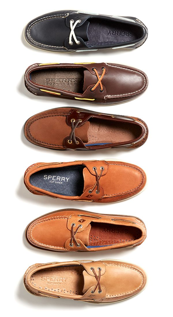 Need help finding the perfect Sperry boat shoe for you? Discover what makes each of our iconic boat shoes unique, and find the perfect silhouette and styling details for any look.  Find your favorite Sperry men's boat shoes today at Sperry.com.