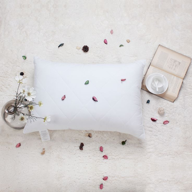 SNOWMAN NEW GOOSE FEATHER PILLOW Filled 100%Goose Feather Queen Size Pillow 100%Egyptian Cotton 600Thread Count,Anniversary Sale