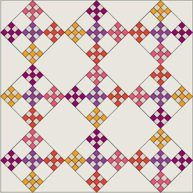 Quilt block patterns, Quilt blocks and Block patterns on Pinterest