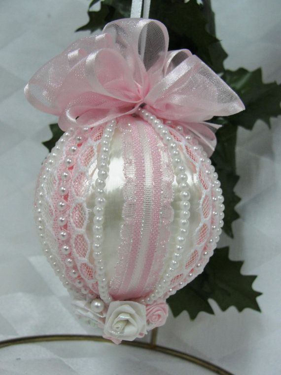 Handmade Christmas Ornament Original Design by BobbyesHobbies, $13.75