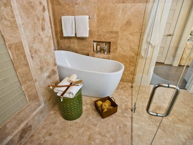 Smart Home 2013: Master Bathroom PicturesHGTV