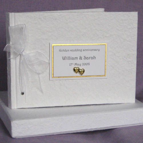 All About Personalized 50th Anniversary Album Things Remembered