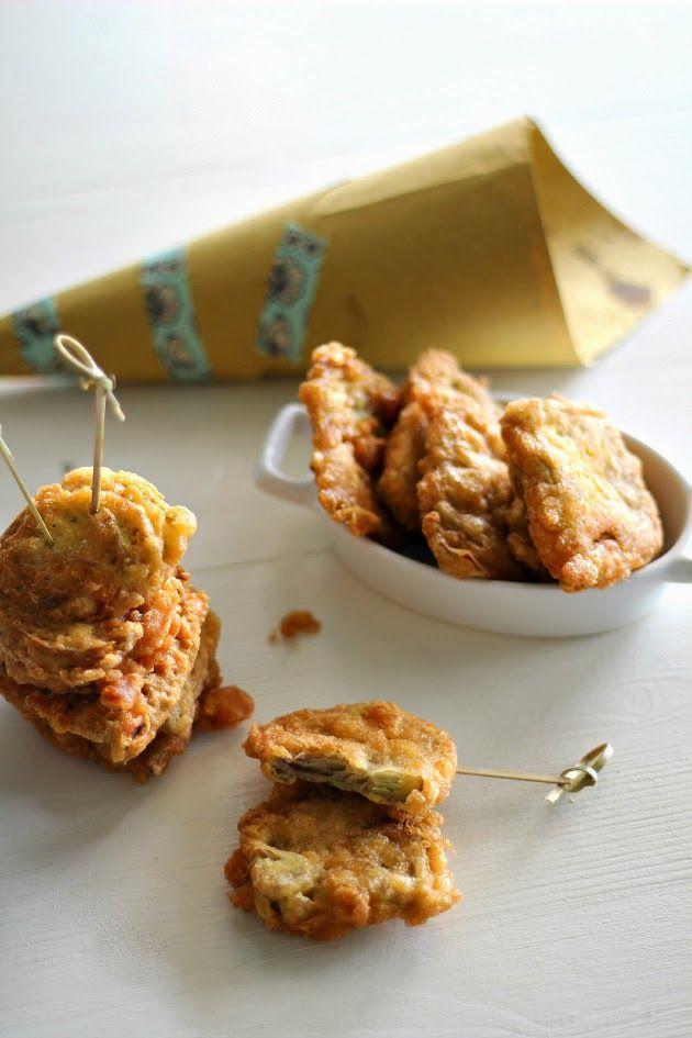 Chiarapassion: Frittelle di carciofi