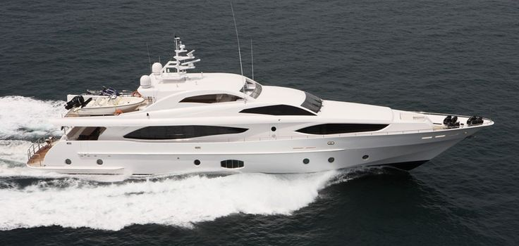 Majesty 121 - Boranova Denizcilik #yacht