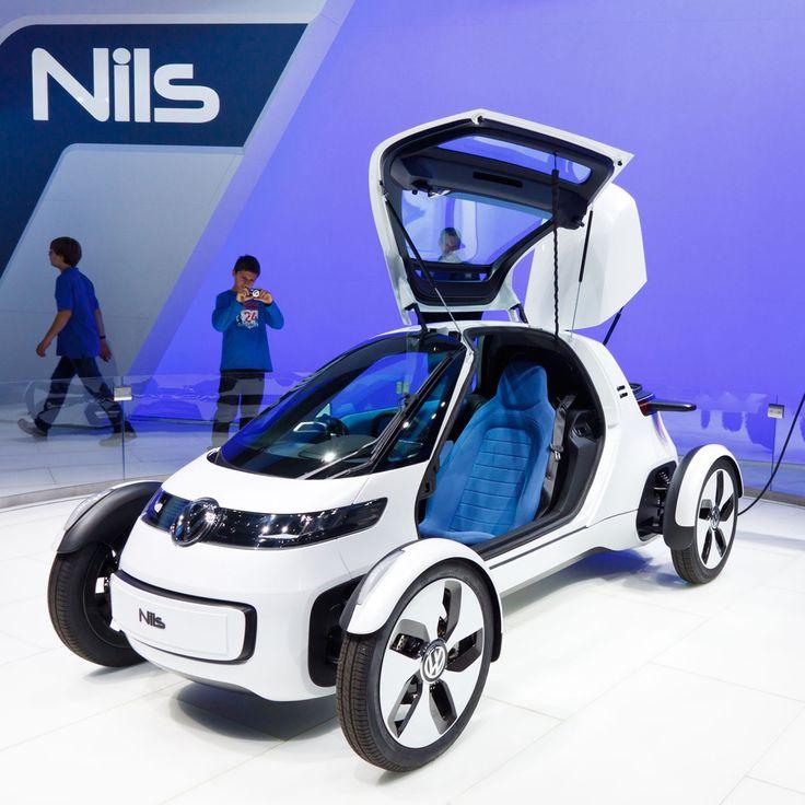 VW Nils, Looks Like Fun To Drive Even If Its Echo.