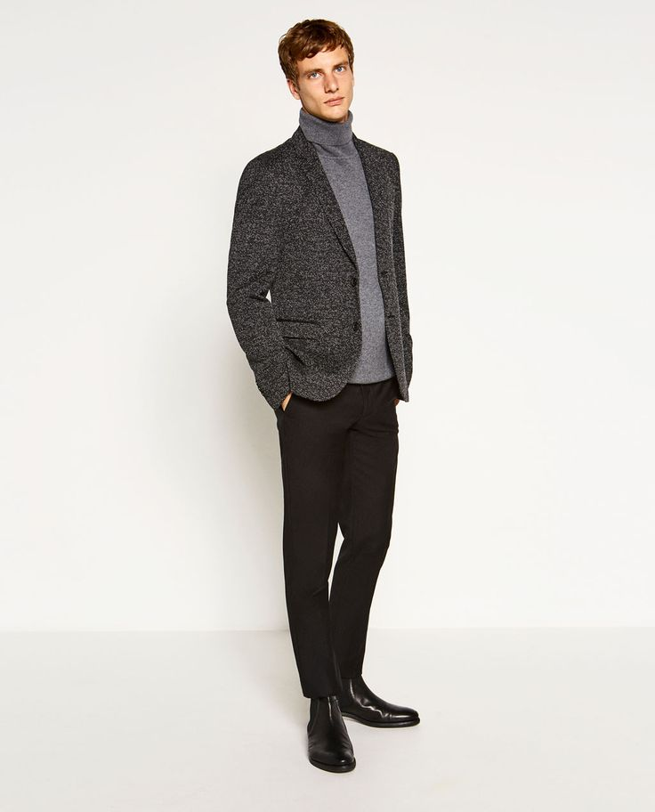 Image 1 of MOULINÉ BLAZER from Zara