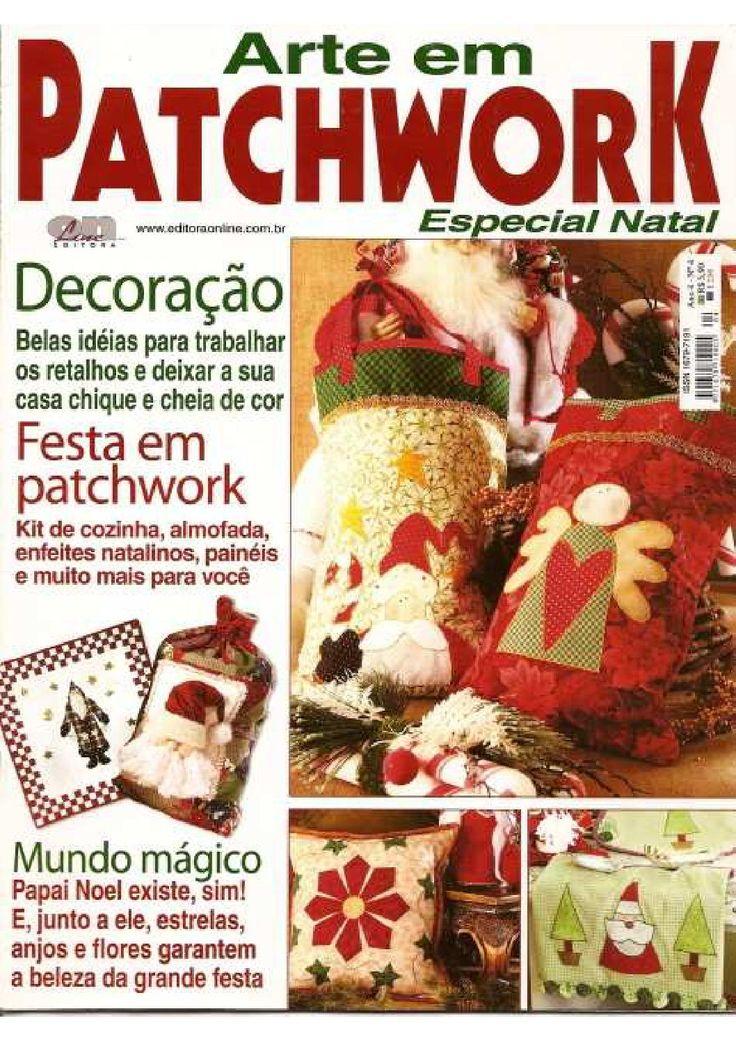patchwork especial natal