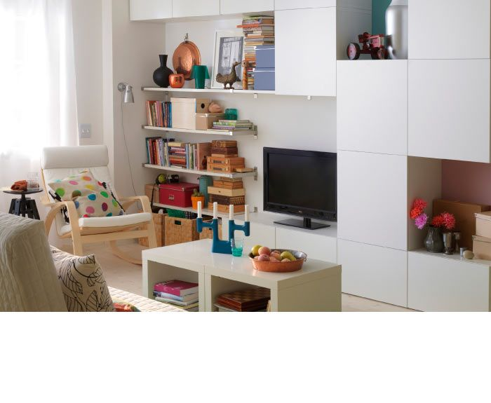 63 best images about ikea kids room on pinterest for for Storage solutions living room