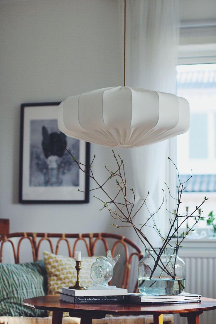 outlet store ec818 9671f awesome taklampa retro eco off white cm via lampverket unika lampor with  lampor with unika lampor