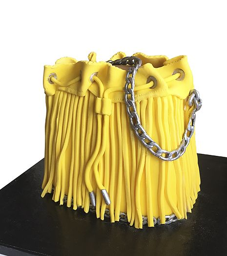 Stella McCartney handbag cake 2 lr                                                                                                                                                      More