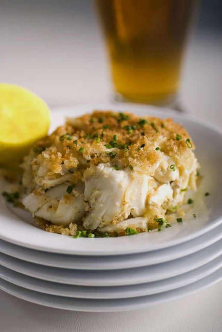 Best Broiled Crab Cake Recipe Ever
