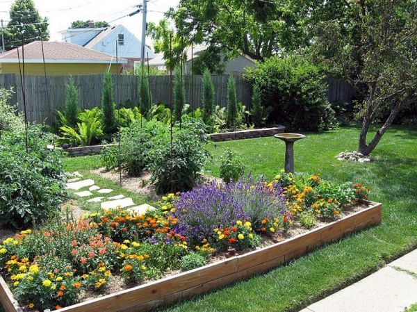 garden design ideas for small backyards 2014 2015 fashion trends - Garden Design Trends 2014