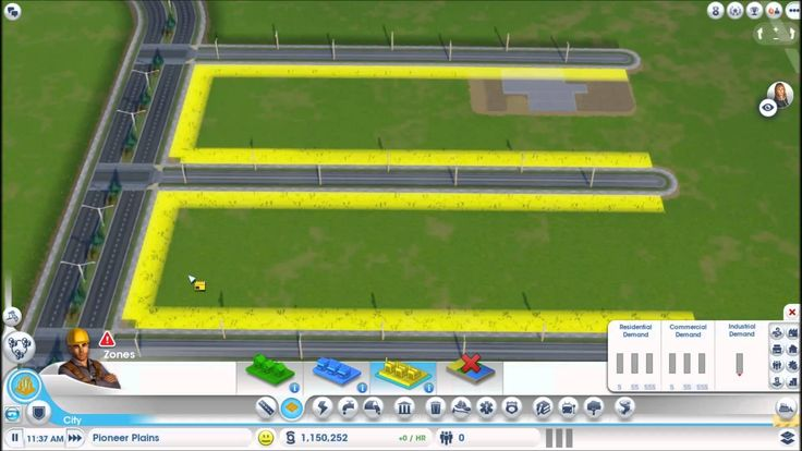 Simcity Self Help - How To Make A Good City Layout