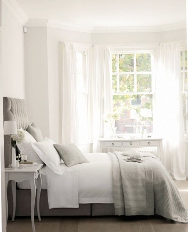 White Bedrooms Images: 12 Best Layered White Bedding Ideas Images On Pinterest