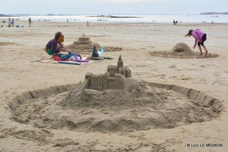 2015 08 06 Châteaux de sables