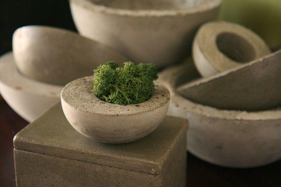 concrete bowl