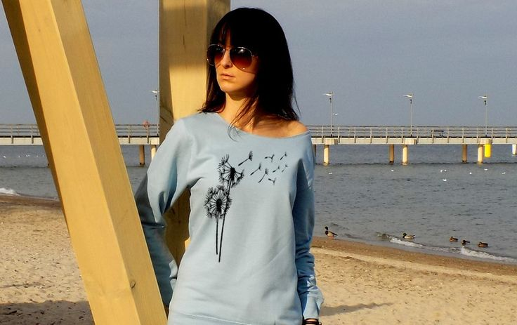 """bluza """"DMUCHAWCE"""" WYBIERZ KOLOR ! - AK-Creativo - Koszulki i bluzy"""