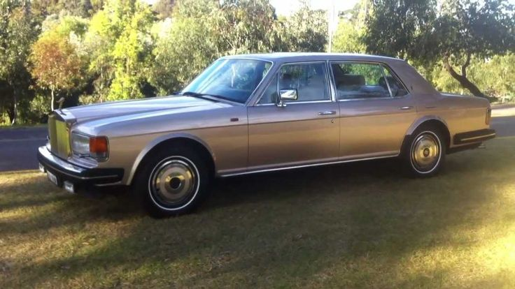1983 Rolls Royce Silver Spur Test drive #luxurylifestyle