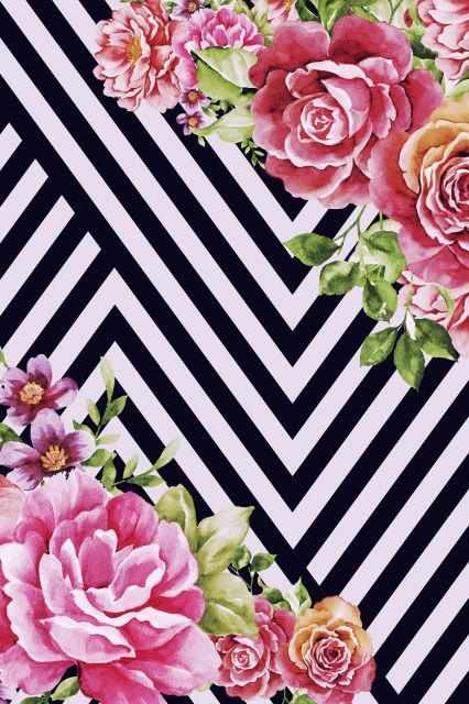 Poster - Flower Geometric