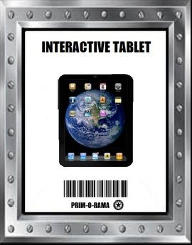 Interactive Mesh Tablet ™