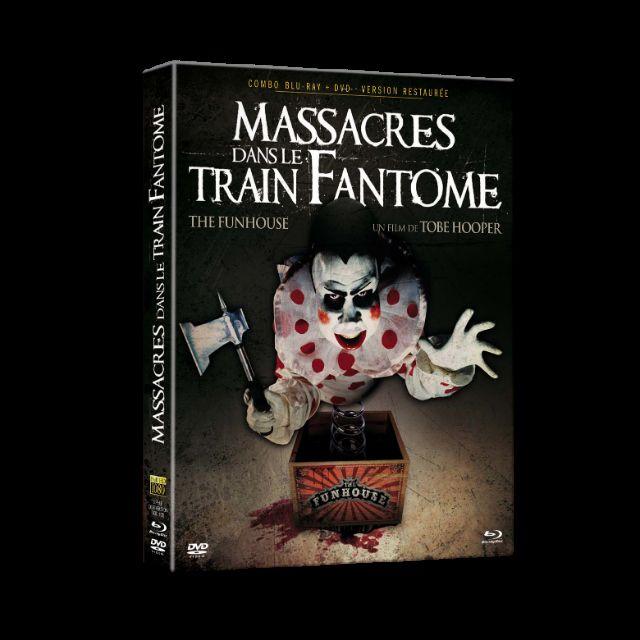 Massacres dans le train fantôme, enfin en DVD