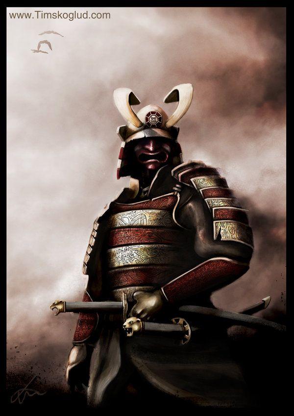 Samurai of hope by ~Timskoglund on deviantART