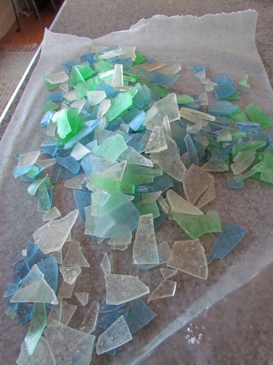 Sea glass candy and a printable - Carver, MA - Wicked Local Carver