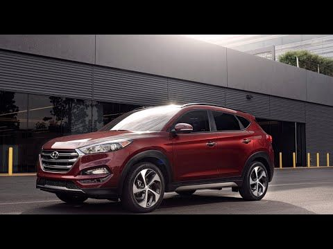 2016 Hyundai Tucson Release Date And Redesign - YouTube
