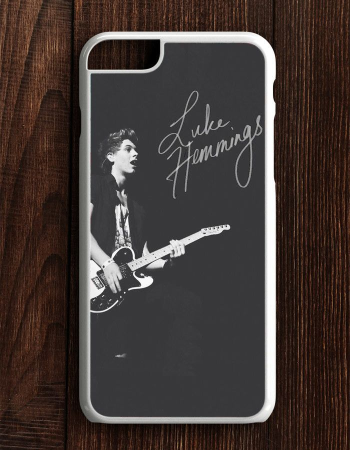 5 Second Of Summer Luke Hemmings Guitar iPhone 6 Plus | 6S Plus Case