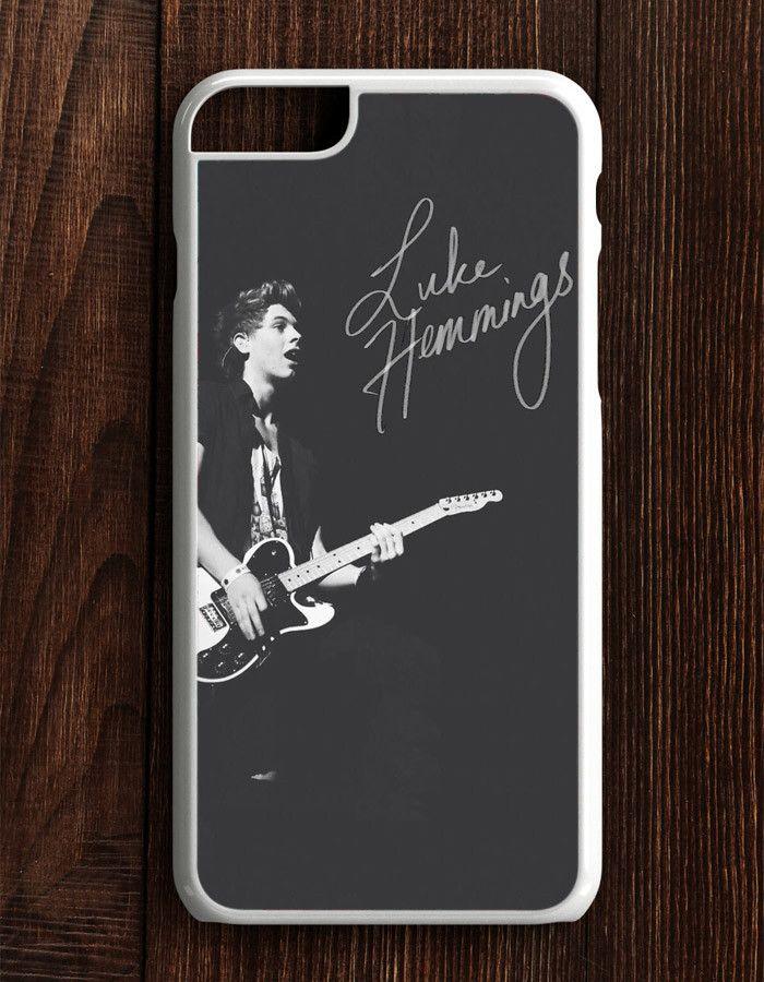 5 Second Of Summer Luke Hemmings Guitar iPhone 6 Plus | 6S Plus Case