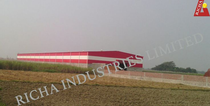 Are you searching for best PEB Companies in Delhi? Richa Industries Limited is one of the leading Pre Engineered Building Manufacturing company in Delhi NCR and provide world class steel building solution. Richa offers diversified solutions in Low-rise, mid-rise and high-rise steel structure building segment which is cost effective, strong, fast, recyclable and committed to provide on time delivery of projects as customer's need.