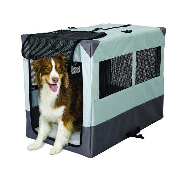 Midwest Canine Camper - Overstock™ Shopping - The Best Prices on Midwest Crates