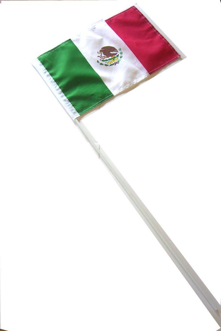 SUZUKI HONDA KAWASAKI YAMAHA POLARIS  6' ATV WHIP FLAG GLAMIS MEXICO FLAG