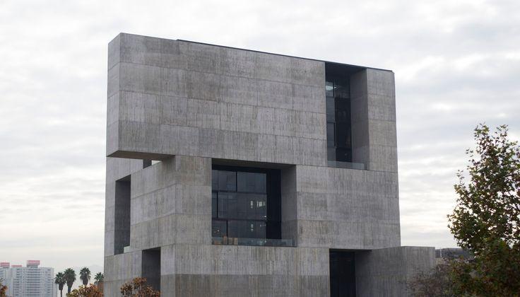 #ARCHITECTURE: CENTRO DE INNOVACIÓN UC   Basic Bucket