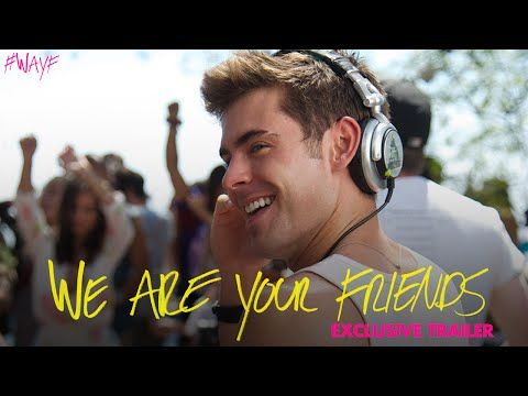 The Zac Efron EDM Movie Just Dropped Its Second Trailer [VIDEO]