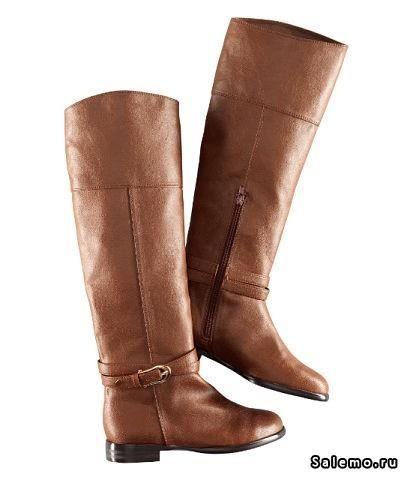 Купить коричневые ботинки