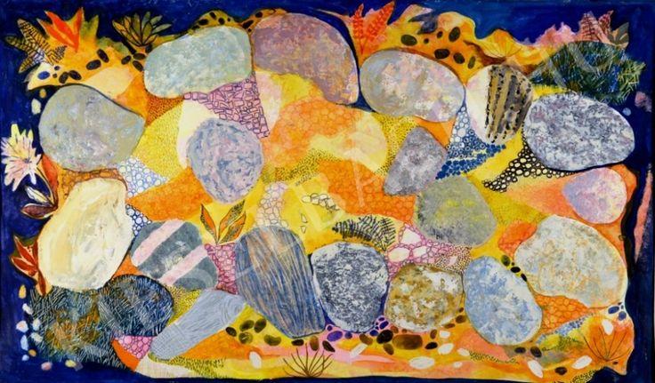 Rocks on the Seaside -Éva Pintér