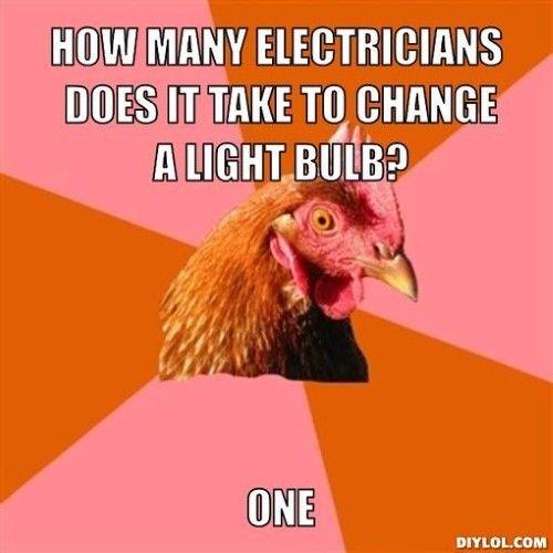 #funny #electrician #meme #jokes #humor   Funny Jokes ...