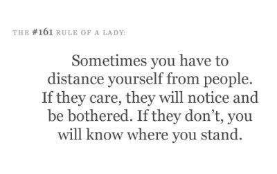 quotes on being a lady | rules of being a lady | Tumblr