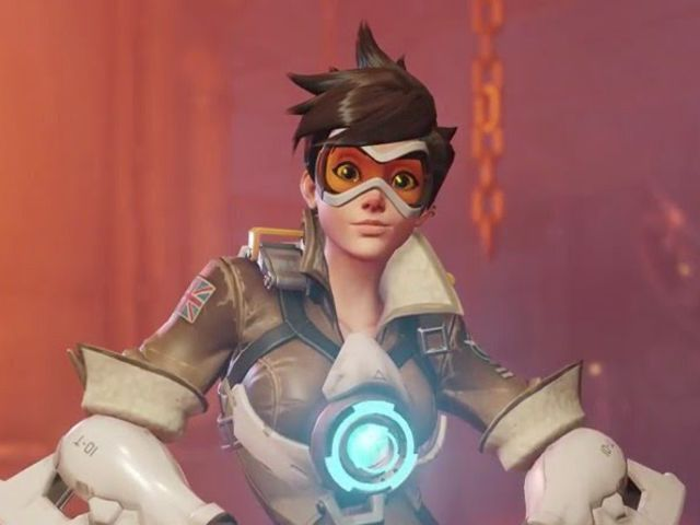I got: Tracer!! Which Overwatch Character Are You Most Like?