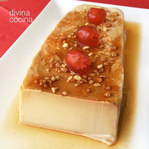Con esta receta de flan de caramelo sin baño María resulta un postre delicioso y fácil de preparar. Puedes usar dulce de leche o crema de toffee.
