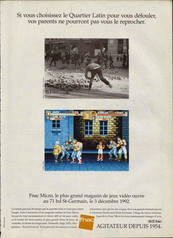 Des vieilles publicités pour des jeux vidéo vieille pub jeu video 01 583x800