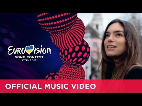 Alma - Requiem (France) Eurovision 2017 - Official Music Video - YouTube