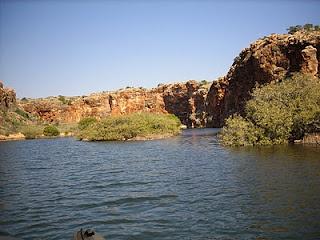 Yardie Creek, Exmouth, Western Australia - Great hiking!